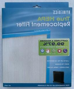 HOMEDICS AF-10FL TRUE HEPA AIR CLEANER FILTER for AF-10, AP