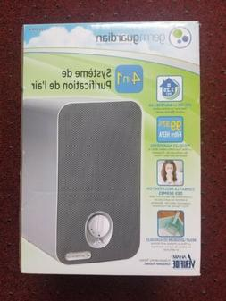 GermGuardian 4-in-1 HEPA Air Purifier System Night Light Pro
