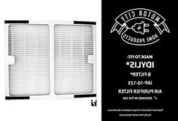 Idylis B Style Compatible HEPA Air Purifier Filter Motor Cit