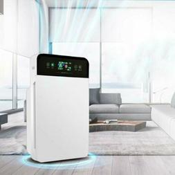 Air Germs Purifier for Home Room True HEPA Particle Carbon F