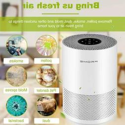 Air Purifier Air Cleaner for home with True HEPA Filter, Plu