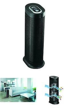 Air Purifier Allergen Remover True HEPA Tower Purge Airborne