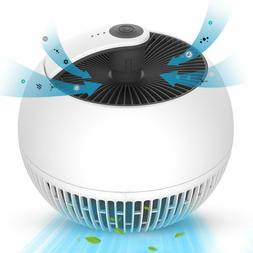 Air Purifier for Home - 3-in-1 True HEPA Filter Air Cleaner