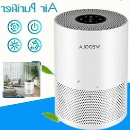 WEOOLA Air Purifier for Home Allergies and Pets Dander HEPA