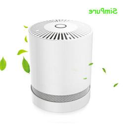 Air Purifier HEPA Filter For Home Office Compact Desktop Pur