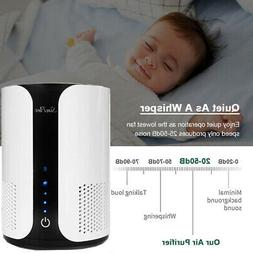Air Purifier Ionizer for Home Allergies Pet Hair Smoker in B