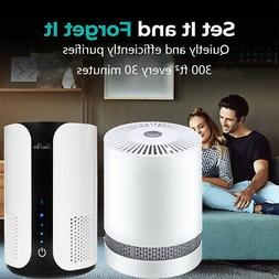 Air Purifier True Hepa Filter Home Air Purifiers Cleaner for