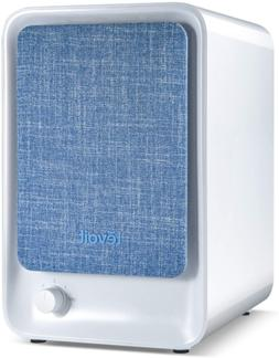 Bedroom HEPA Filter Air Purifier for Allergies and Pets Dand
