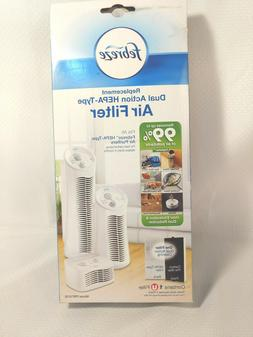 Febreze Duel Action Hepa Air Filter Model FRF101B Contains 1