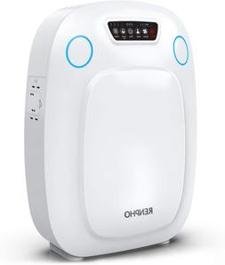 RENPHO H13 HEPA Air Purifier for Home Large Room 330 SQ.FT,