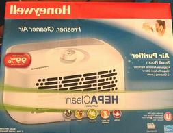 HONEYWELL HEPA SMALL ROOM AIR PURIFIER-BRAND NEW IN BOX-JUST