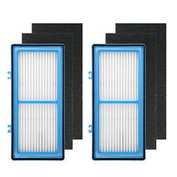 Holmes Air Purifier Filter HAPF30 Replacement 2 HEPA 4 Carbo