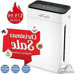 Home Air Purifiers For Large Room Medical Grade HEPA Air Pur