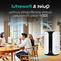 Home Air Purifiers HEPA Air Cleaner Fresher for Allergies Tr