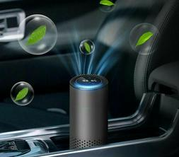Intelligent HEPA Air Purifier Car Nature Fresh Air Purifier