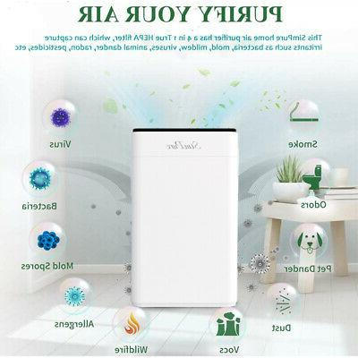Large Purifier Home True Cleaner Allergies