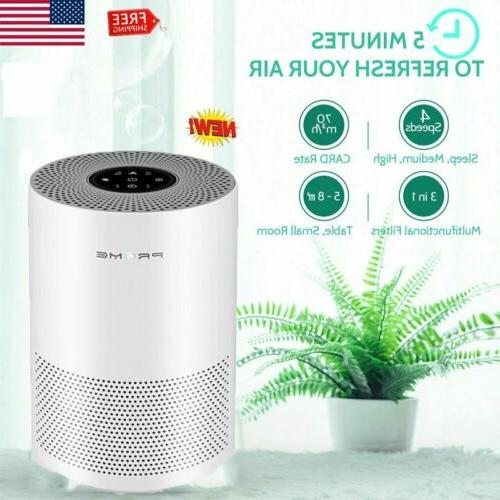 Air Purifier Cleaner for home with HEPA In Air Purifiers
