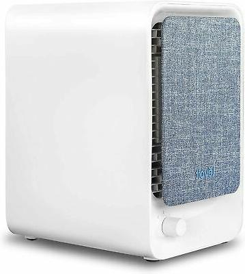 air purifier with true hepa filter desktop