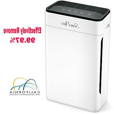 air purifiers for large home allergies true