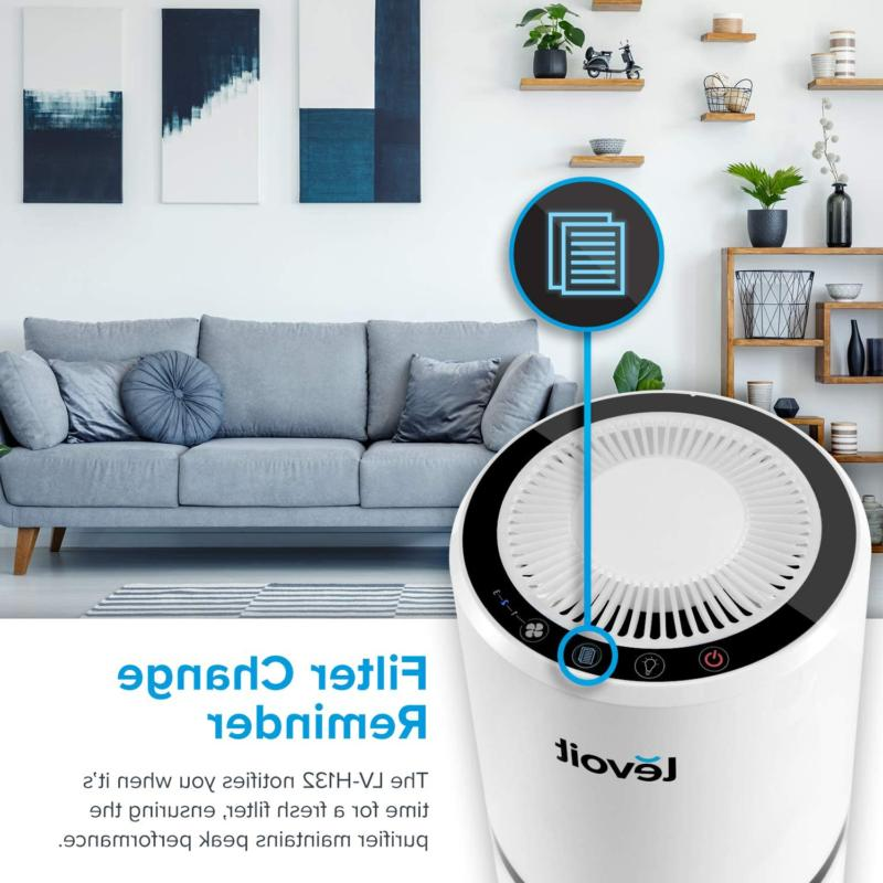 LEVOIT H13 HEPA Filter for Allergies and Smoke