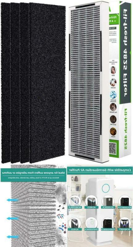 hepa air purifier replacement filter b compatible