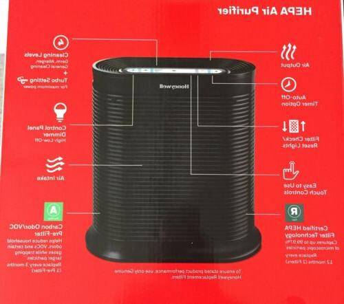 Honeywell HEPA Allergen HPA200 For Large