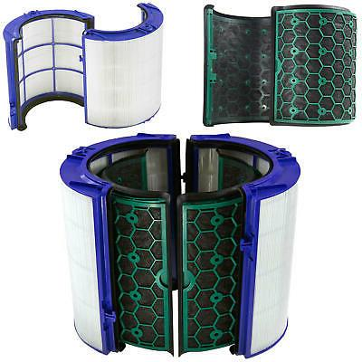 hepa filter and activated carbon filter compatible