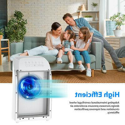 Home Air Purifiers Room Grade HEPA for Mold