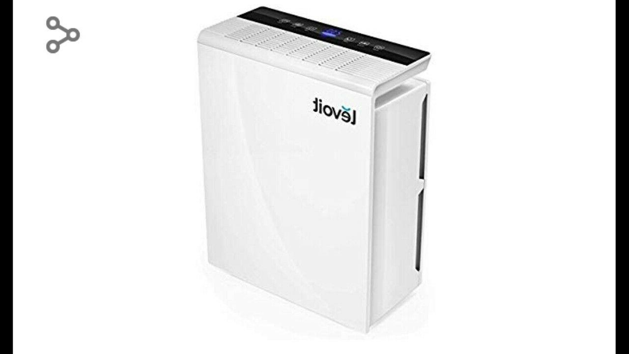 lv pur131 air purifier with true hepa