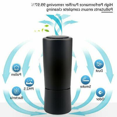 Colorful True Filter Car Cleaner Ionizer