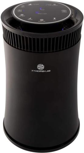 silveronyx air purifier for home with true