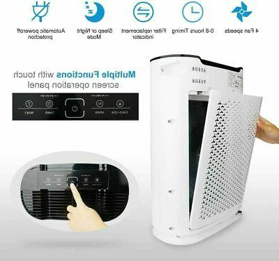 H13 Home Air Large Air Cleaner Pet Smoker