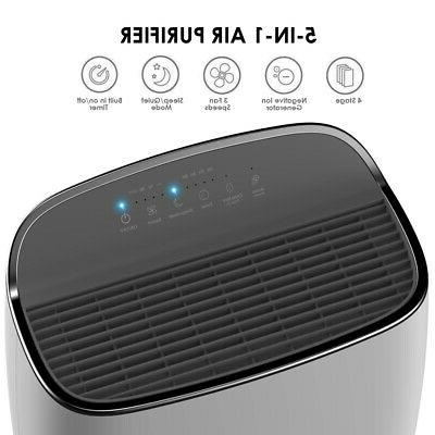 Home Purifiers Room Air Purifier Grade Allergies Mold