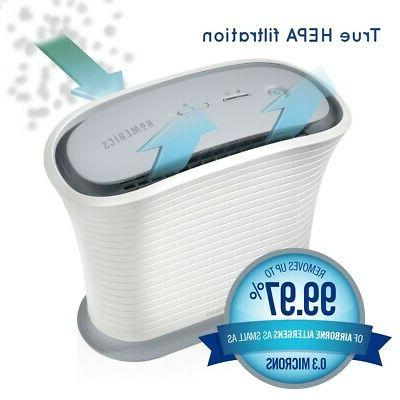 totalclean true hepa air purifier fan