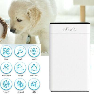 Large Room Air Purifiers Home True HEPA Air Cleaners Allergi