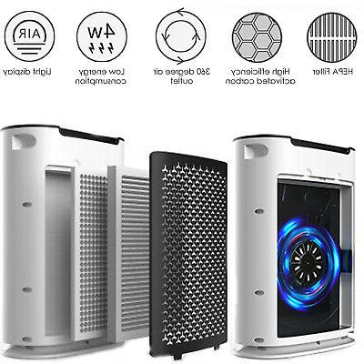 5 stage filtration true hepa filter replacement