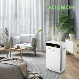 Large Room Air Purifier Air Cleaner with True HEPA Filter fo