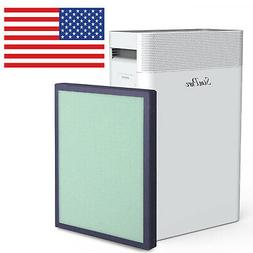 Large Room Air Purifier True HEPA Air Cleaner Allergies Elim