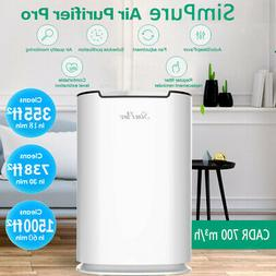 Large Room Air Purifiers HEPA Home Air Purifier Indoor Air C