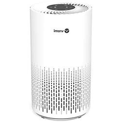 Large Room Home Air Purifier w/ True HEPA Filter Removes up