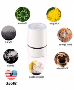 Portable Ionizer Air Purifier, 2020 Essential  3 Stages , HE