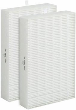 2 Pack True HEPA Air Purifier Filters Replacement for Honeyw