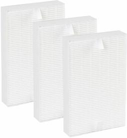 3 Pack True HEPA Air Purifier Filters Replacement for Honeyw
