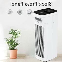 TRUE H13 HEPA Air Purifier Ionizer Large Room Cleaner for Al