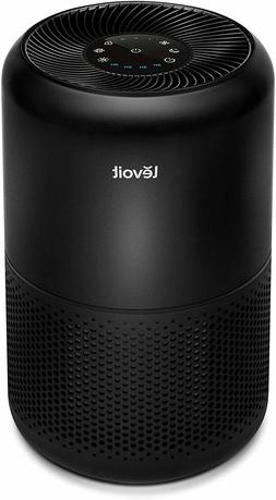 LEVOIT True HEPA Air Purifier Cleaner for Allergies and Pets