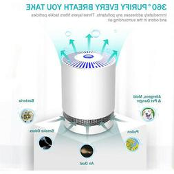 True HEPA Air Purifier Home Air Cleaner Office for Pet Odor