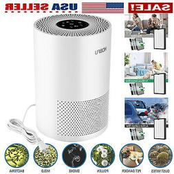 US Air Purifier with True HEPA Filter - Air Cleaner for Home
