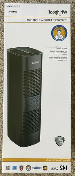 Whirlpool Whispure WPT80B True HEPA Air Purifier Activated C