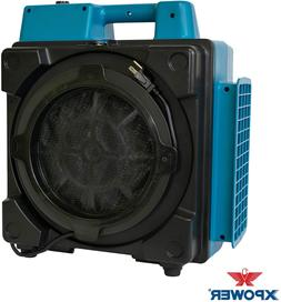 Xpower X-2580 Commercial 4 Stage Filtration Hepa+ Activated